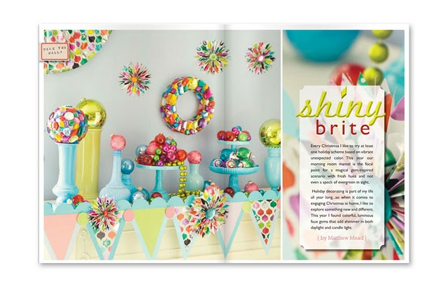 shiny brite collectibles story by matthew mead