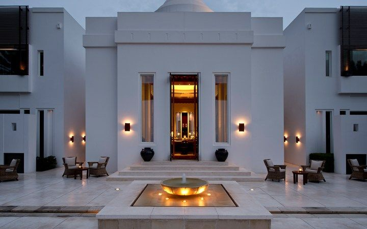 The Chedi Muscat located in Muscat, Oman that meets the expectations of the most discerning guests.