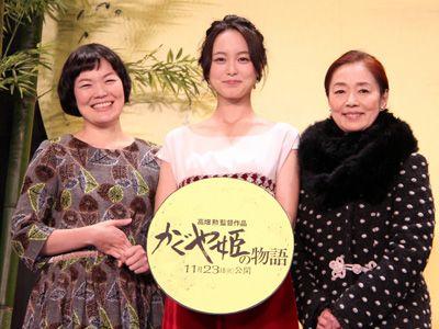 『かぐや姫の物語』朝倉あき、ヒロインの心情に共感「問答無用に心を揺さぶられた」
