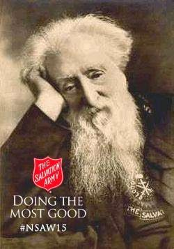 11 best bible studies images on pinterest bible studies goddesses happy national salvation army week nsaw15 in 1865 william booth fandeluxe Image collections