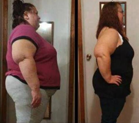 Wow check out Heather's amazing weight loss success story