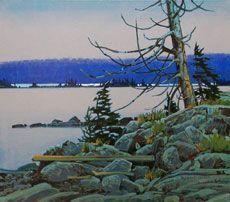 Robert Genn Painting