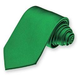 "Kelly Green Slim Solid Color Necktie, 2.5"" Width | Cheap ..."