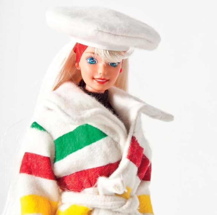 Hudson's Bay Company Barbie