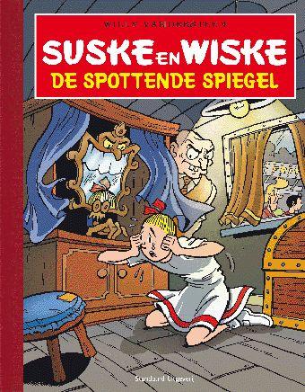 Suske en Wiske - De spottende spiegel luxe - suskeenwiskeshop.com