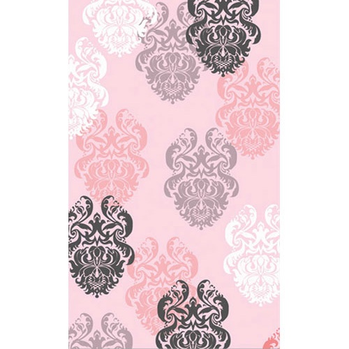 Pink Brocade Rug....maybe: Crafts Rooms, Area Rugs, Rugs Clean, Pink Brocade, Brocade Rugs, Rooms Rugs, Girls Rooms, Pink Black, Kids Rooms