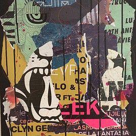 ln lepape / artiste peintre / sainte gemmes sur loire