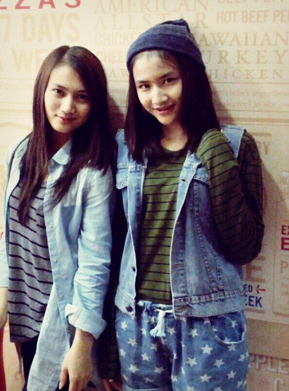 Melody Nurramdhani & Frieska Anastasia