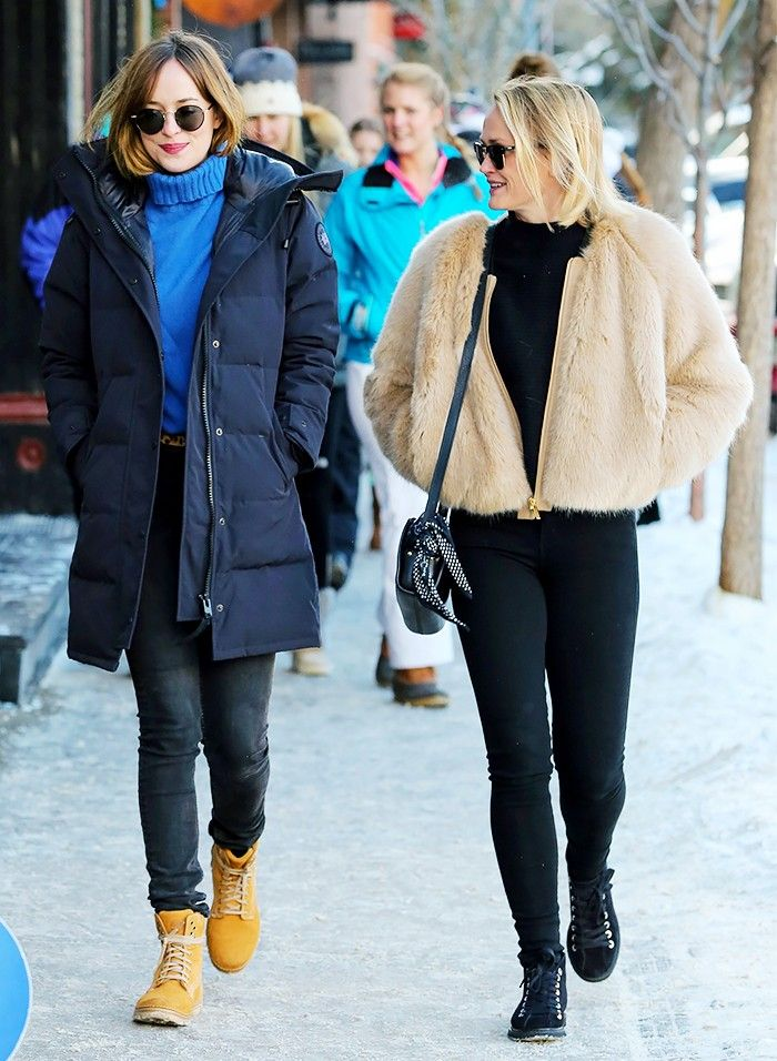 Crucial: How to Look Cute While Wearing a Puffy Jacket via @WhoWhatWearUK
