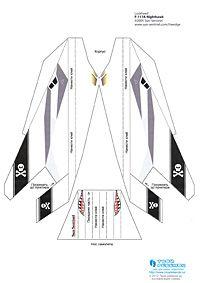 Самолет из бумаги | Как сделать самолет из бумаги | Модели, чертежи, схемы летающих самолетов для детей скачать бесплатно