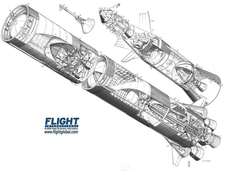 apollo rocket drawing - photo #37