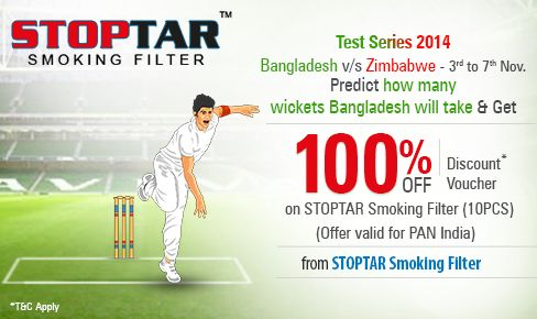 #Predict the no. of wickets #Bangladesh will take against #Zimbabwe in the 1st innings of the 2nd Test on 3rd Nov.  http://www.foreseegame.com/user/GamePlay.aspx?GameID=zRh5BnnS%2b8CwdM05AhN2Ng%3d%3d