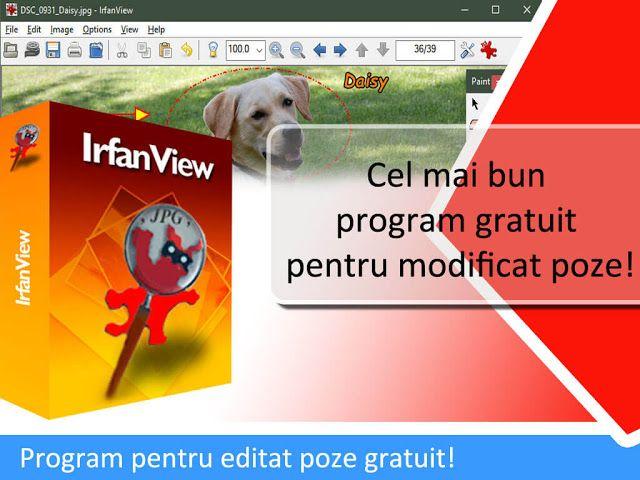 Cel mai bun program gratuit pentru modificat poze