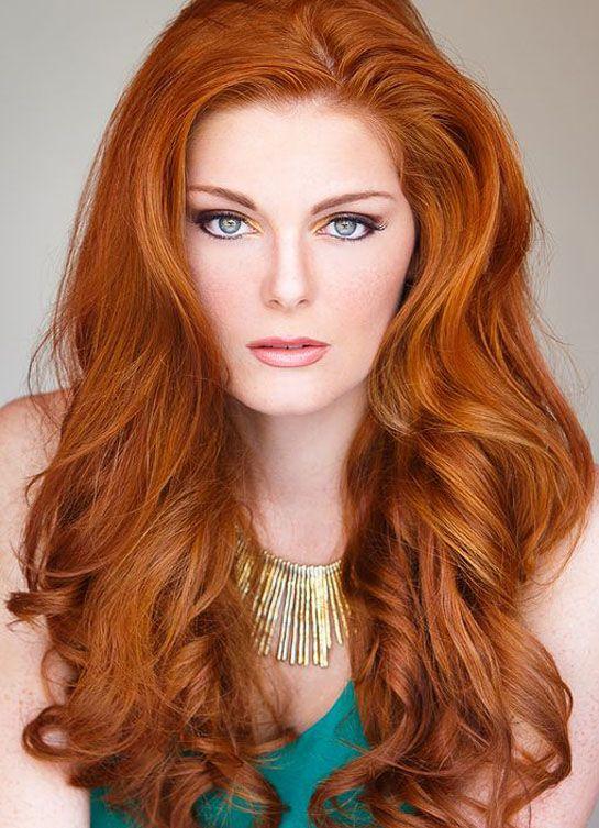 redhead beauty redheads