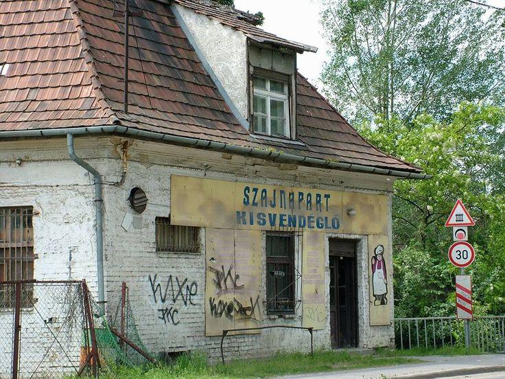 Lombár Zsolt fényképe / a Rákoscsabai vasútállomás mellett volt, ma már nincs (2016)