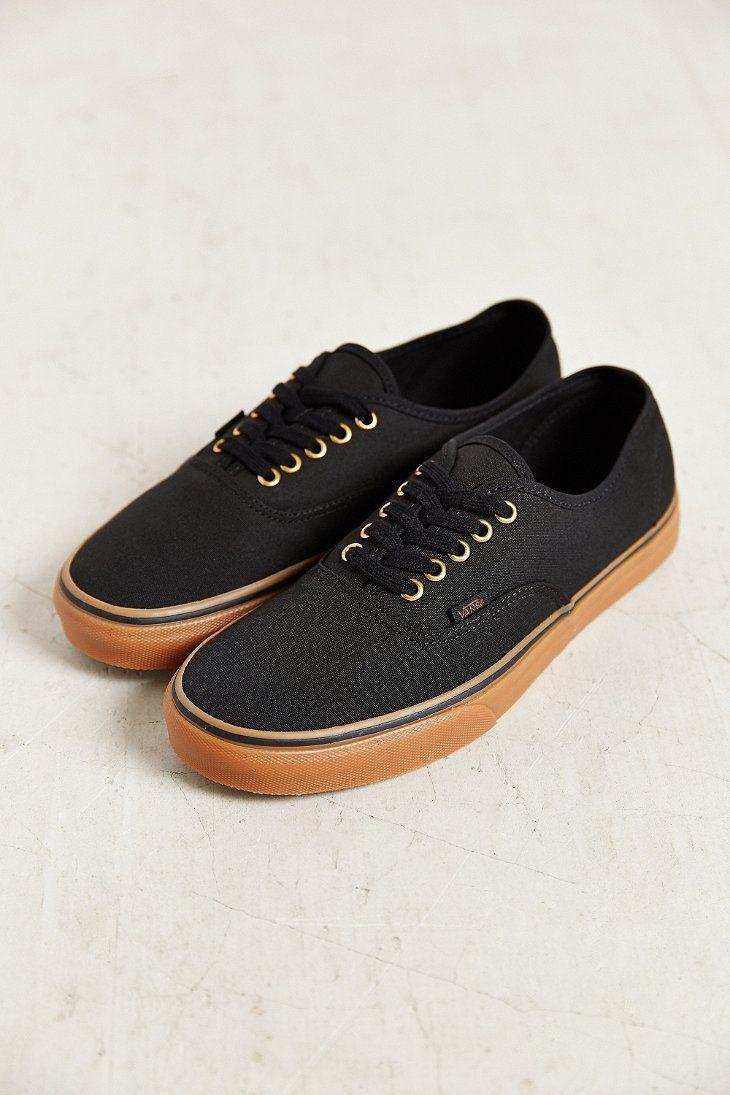 62860f8393c3cf Vans Authentic Gum-Sole Men s Sneaker  45