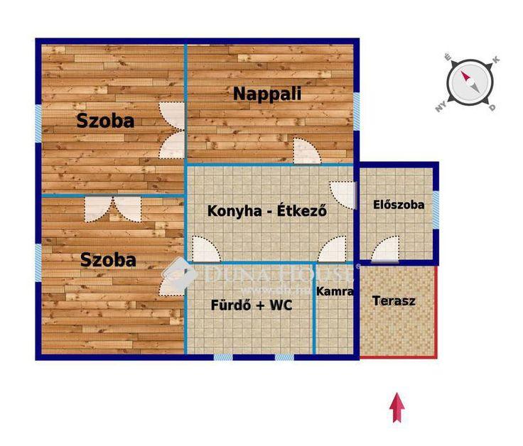 Eladó Ház, Bács-Kiskun megye, Kecskemét, Úrihegy tanya - ingatlan kép (7)