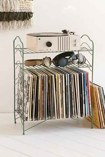 Crosley X UO AV Room Geo Portable USB Vinyl Record Player - Urban Outfitters