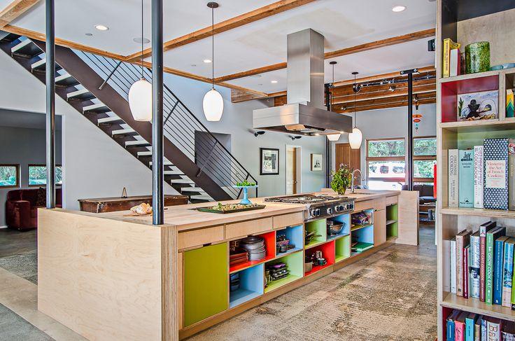 Piet Zwart Keuken Varengroen : Kerf Design Seattle