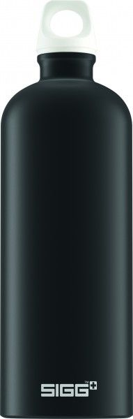 SIGG Bottles - 1.0L Black Touch Classic Traveller