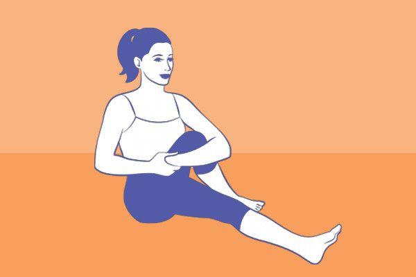 Patru exercitii simple pentru eliminarea durerilor de spate!   Secretele