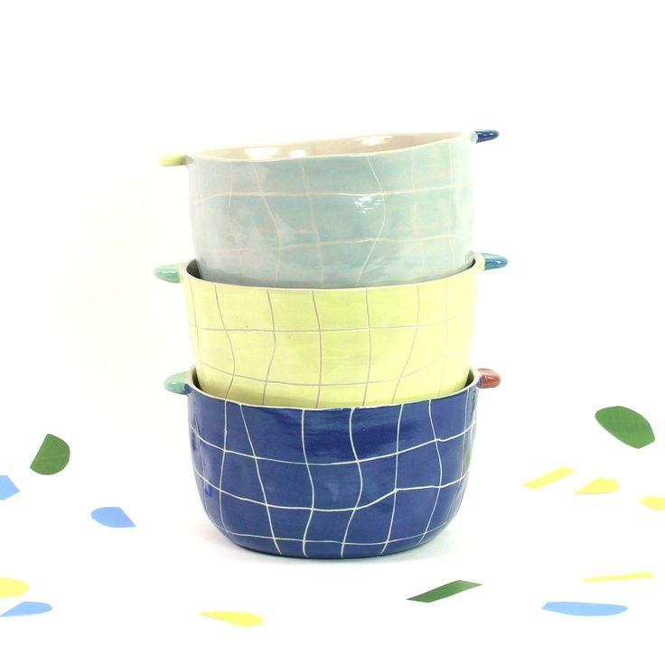 Image of Bol piscine / Swimming-pool bowl