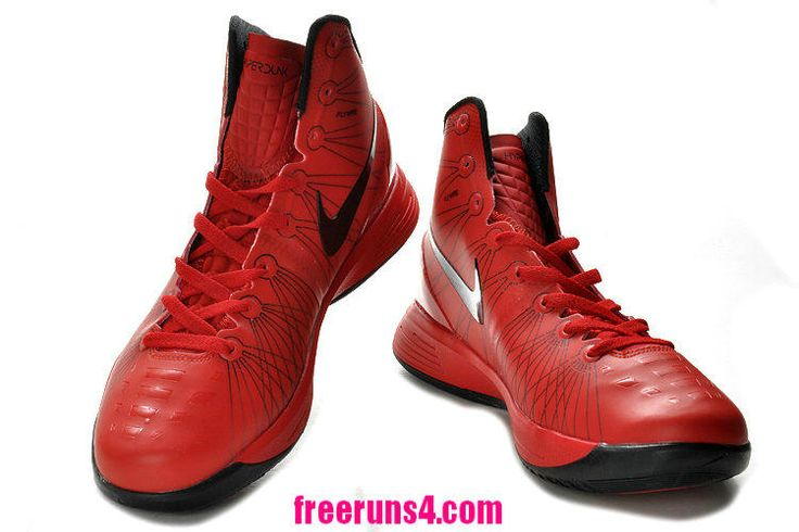 Cheap Hyperdunk Elite University Red Black 511369 110 Basketball Shoes Sale  2013 Outlet