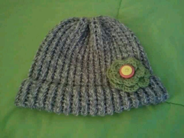 Round Loom Knitting Patterns Hats : Pin by Lesley Larson on Create! Pinterest
