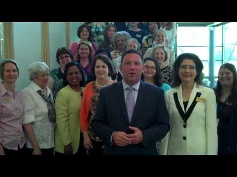 Congratulations to the Howard County Library System - YouTube