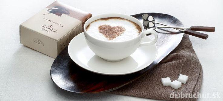 Cappuccino ako ztalianskej kaviarne