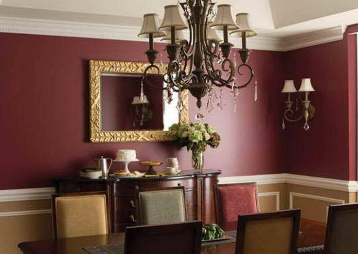 glamorous living room red walls | 39 best burgundy decor images on Pinterest | Burgundy ...