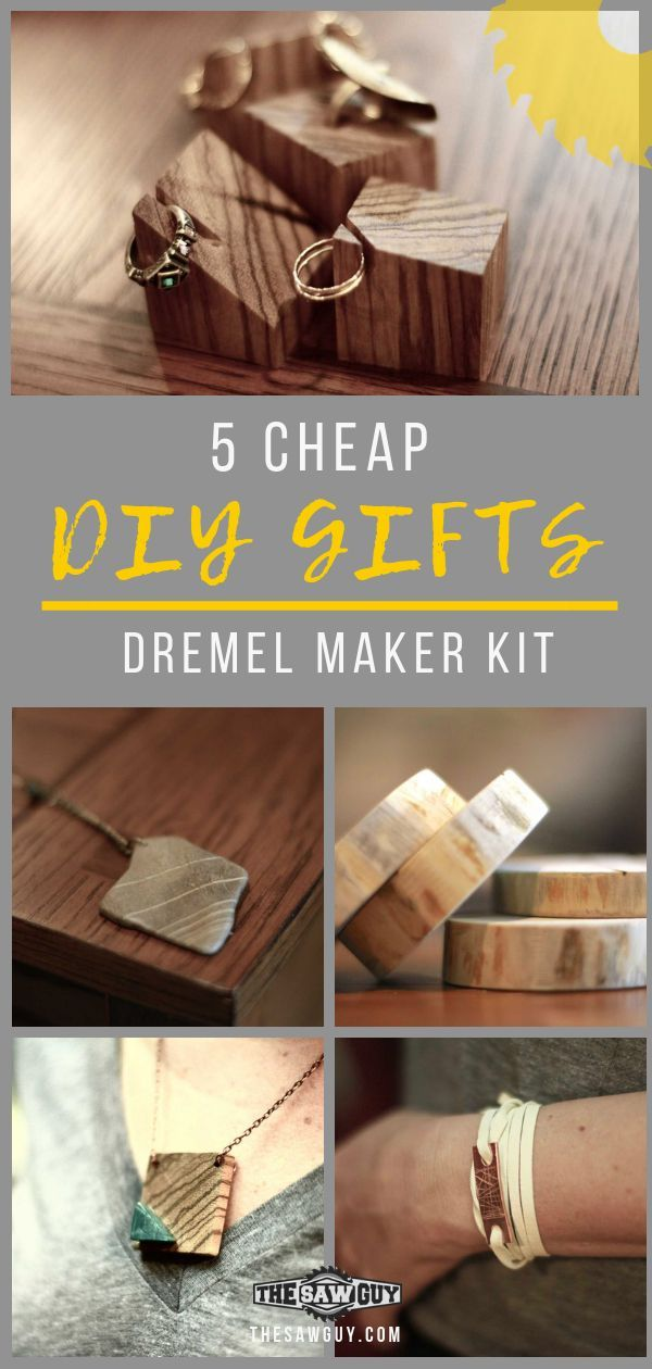 DIY Woodworking Ideas The Dremel Maker Kit is an awesome starter set for any serious crafter. It inclu...