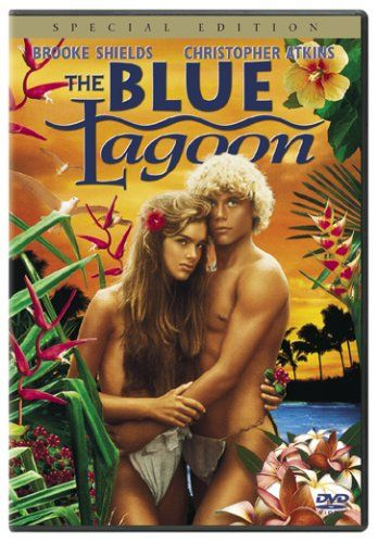 """""""The Blue Lagoon"""" - Favorite Brooke Shields movie ever."""