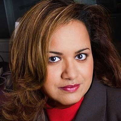 Lakshmi Singh '94; Midday Newscaster, NPR, Washington, D.C.
