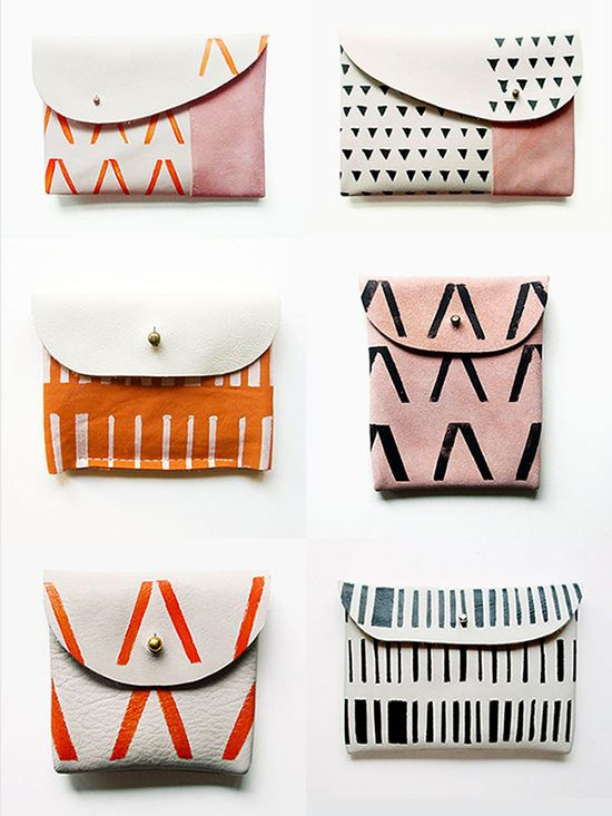 handprinted bags by blackbird and the owl