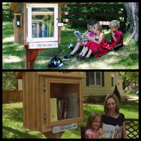 "PROJEKT - ""Biblioteczki - Domki dla książek"" https://wspieram.to/425-biblioteczki-domki-dla-ksiazek.html"