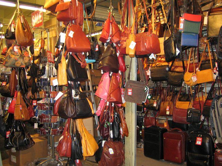 I love bags.
