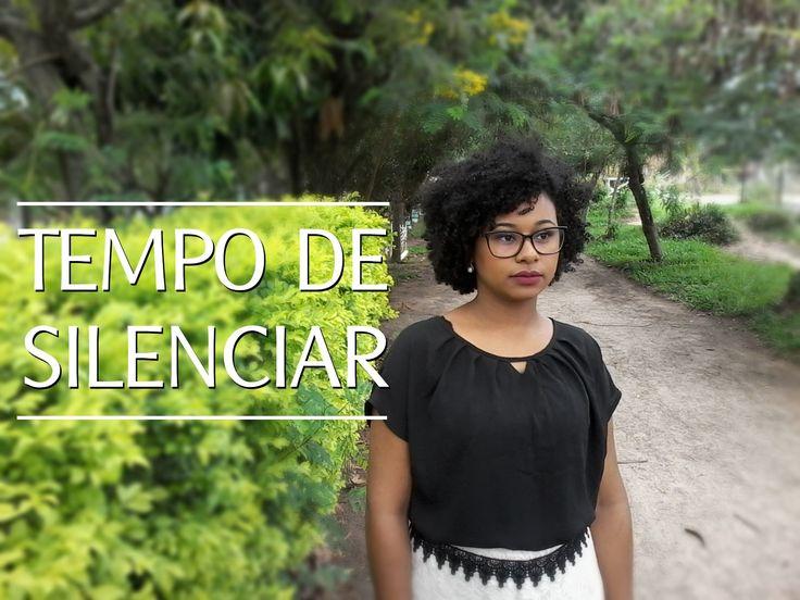 Blog Mulher Virtuosa: Tempo de Silenciar e Ouvir a Voz Deus!