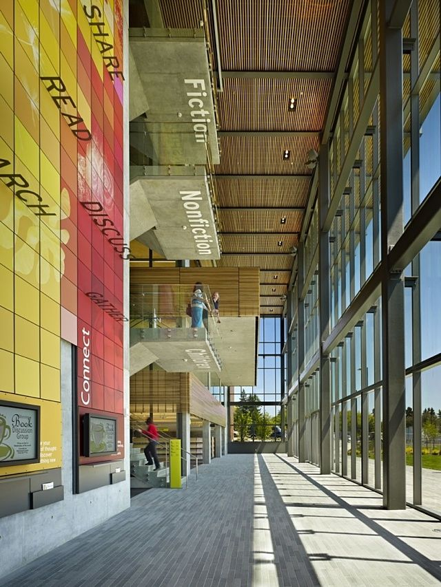 Vancouver Community Library — Miller Hull Partnership
