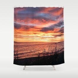 Morning has Broken Shower Curtain