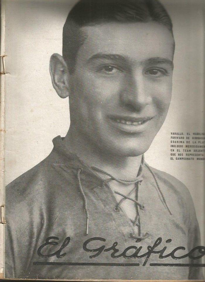 El Grafico Magazine # 575 Uruguay Soccer World Cup 1930 RRR  | eBay