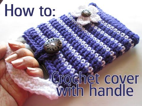 Vol 05 - Crochet Pattern - for tablets and e-readers - YouTube