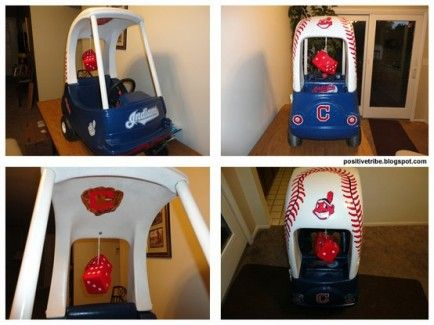 Little Tykes Cozy Coupe Remake. Instead it would be the Padres of course!