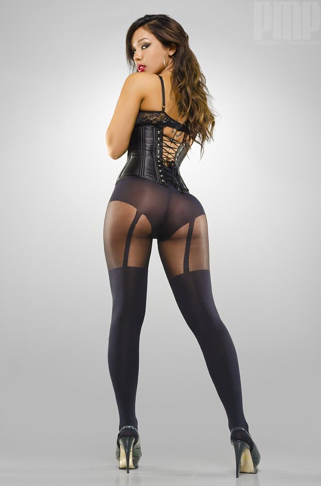 And Legs Pantyhose One Xxx 84