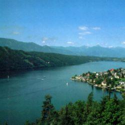 Millstätter See , einer der artenreichsten Seen in Kärnten.  Zu den weniger überlaufenen Seen gehört der Millstätter See, mitten in Kärnten, umgeben von den bewaldeten Hängen und der Millstätter Alpe  http://www.angelstunde.de/millstaetter-see/