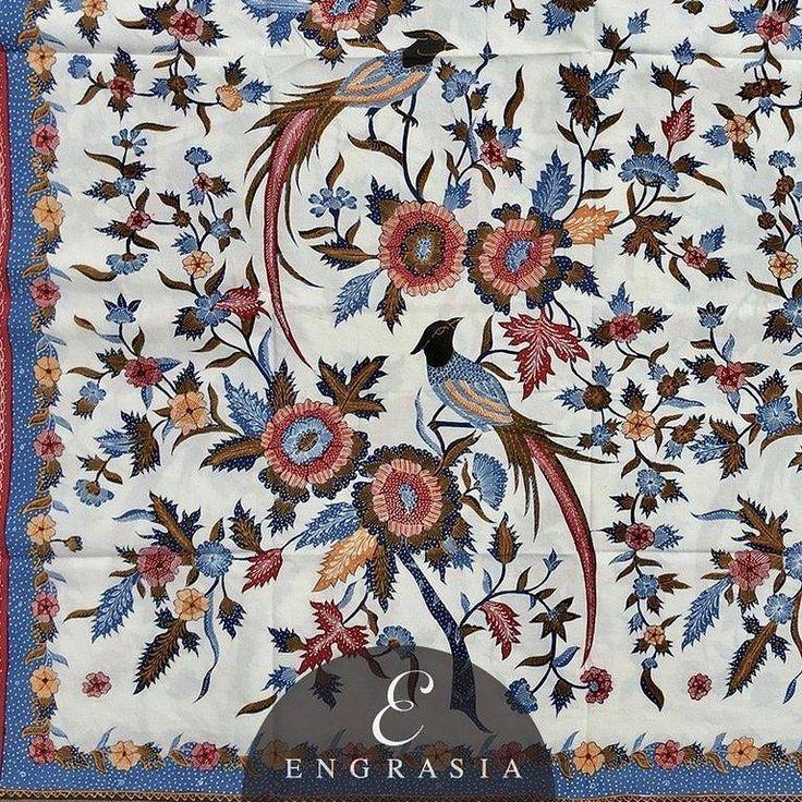 Batik Tulis Chirebon
