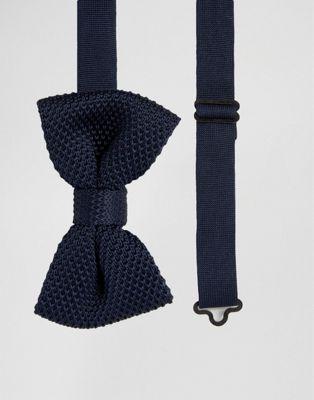 Вязаный галстук‑бабочка French Connection