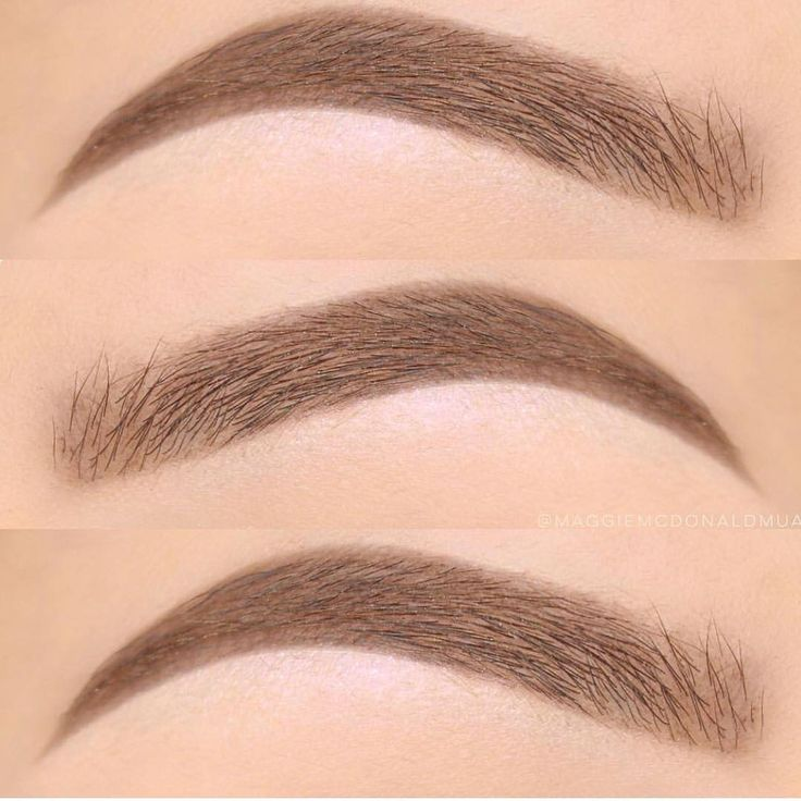 #AnastasiaBrows @maggiemcdonaldmua  Medium #Dipbrow and Brunette Tinted Brow Gel…