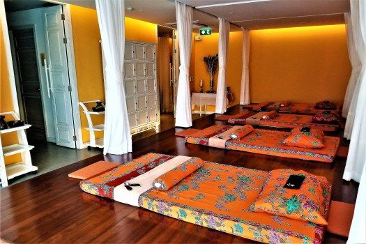 The Spa At The Proud Phuket Hotel In Phuket Thailand