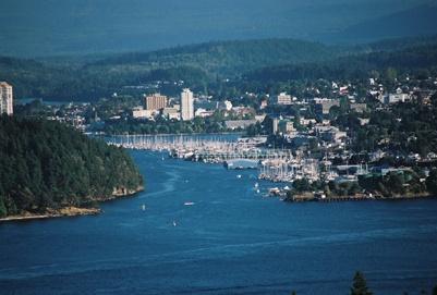 Love it here!  Nanaimo, BC